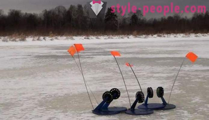 Ribolov tehnike mamci i pribor: par savjeta za lov smudja zimi