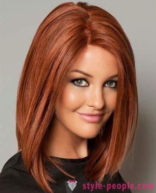 Izduženog Pravokutnog Na Dugu Kosu Moda Lijepe Frizure I